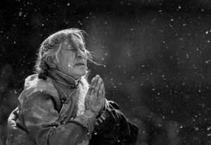 APAS Gold Medal - Jing Li (China)  Pray In The Snow