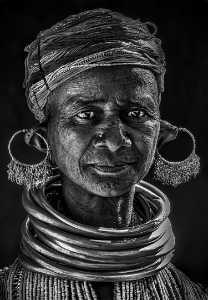 PhotoVivo Honor Mention e-certificate - Balachandder Sk (India)  Bonda Tribal Woman Odisha 4