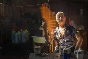 PhotoVivo Gold Medal - Xiu Liu (China)  Carefree And Content