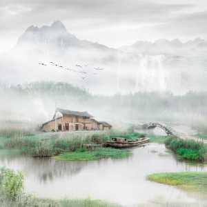 APAS Honor Mention e-certificate - Guochang Chen (China)  Landscape Painting
