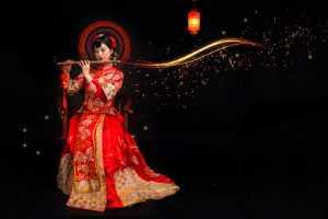 Circuit Merit Award e-certificate - Yanhua Liang (China)  A Chinese Woman