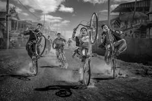 PhotoVivo Gold Medal - Yuk Fung Garius Hung (Hong Kong)  Bike Rangers