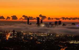 APAS Gold Medal - Nadia Filiaggi (Australia)  City In The Clouds 2