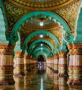 Circuit Merit Award e-certificate - Marlene Chaitra (Australia)  Mysore Palace 1