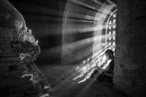 APAS Gold Medal - Yiliang Yang (China)  Buddhism6