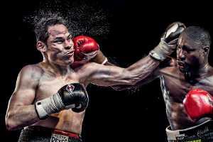 ICPE Gold Medal - Pedro Luis Ajuriaguerra Saiz (Spain)  Shaking On The Face