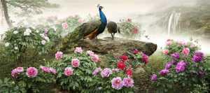 SIPC Gold Medal - Ruiyuan Chen (China)  Blooming And Riches