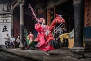 APAS Gold Medal - Zenghua Liu (China)  Rehearsing