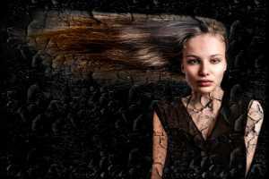 APU Gold Medal - Ovi D. Pop (Romania)  She Is Like The Wind