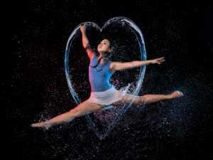 Circuit Merit Award e-certificate - Kristanto Lie (Indonesia)  Flying Ballerina
