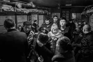 PhotoVivo Gold Medal - Wei Zeng (China)  Crowded