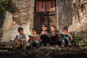 APAS Gold Medal - Min Xie (China)  Reading Books