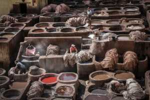 PSK Honor Mention e-certificate - Juat Eng Cham (Malaysia)  In A Tannery