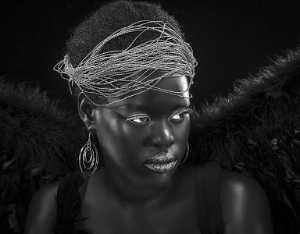 PSA Gold Medal - Wendy Wai Man Lam (Hong Kong)  Black Angel