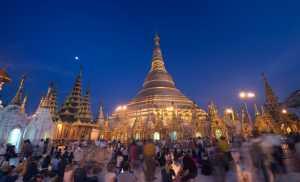 PhotoVivo Honor Mention e-certificate - Chin Foo See (Singapore)  Shwedagon Pagoda C6