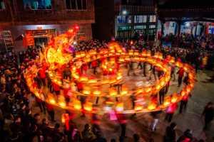 APU Gold Medal - Zhiping Mo (China)  Dragon Dance