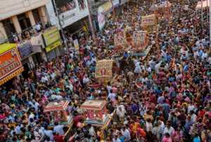 ICPE Honor Mention e-certificate - Balachandder Sk (India)  Arubathu Moovar Festival