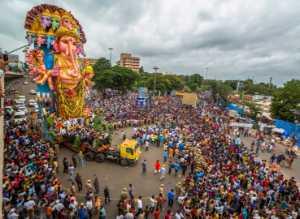 Circuit Merit Award e-certificate - Shravan Thadanla (India)  Ganesh Procession