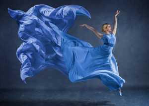 Circuit Merit Award e-certificate - Manfred Karner (Austria)  Dancer In Blue