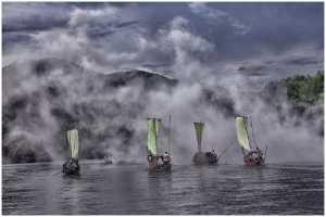 Circuit Merit Award e-certificate - Thomas Lang (USA)  Start Sailing