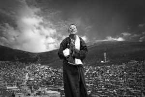 PhotoVivo Gold Medal - Xiaopin Ma (China)  Buddha In Heart2