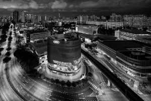 PhotoVivo Gold Medal - Veronica Chai (Singapore)  Audi
