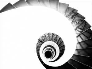 ICPE Honor Mention e-certificate - Gabriele Meyerhoefer (Germany)  Spiral Stairway 01-2