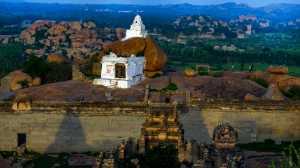 APU Honor Mention e-certificate - Balachandder Sk (India)  Prasanna Virupaksha Temple Hampi