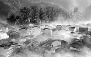 SIPC Merit Award - Renfa Mao (China)  The Mist Village
