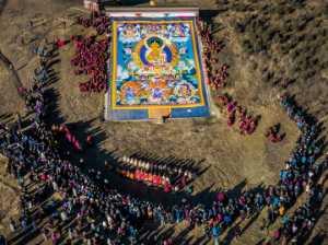 APU Honor Mention e-certificate - Jianguo Bai (China)  Buddha Land 2