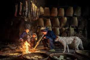 PhotoVivo Gold Medal - Qian Shen (China)  Make A Fire
