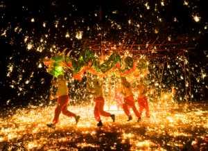 FIP Ribbon - Zeyuan Huang (China)  Fiery Dragon Players