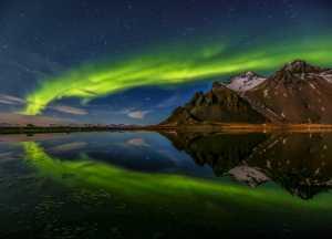 PhotoVivo Gold Medal - Verity Shum (Hong Kong)  Stokksnes Aurora Borealis