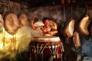 PhotoVivo Gold Medal - Gek Koon Roger Khoo (Singapore)  Percussion Drum Maker V1.0