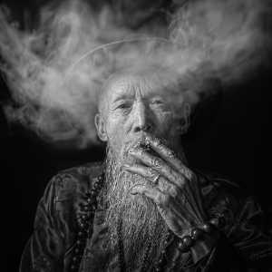 ICPE Gold Medal - Yanping Qiu (China)  Smoke-Filled