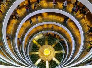 APU Gold Medal - Yi Zhang (China)  Expo Saudi Pavilion
