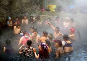 ICPE Gold Medal - Junming Li (China)  Heavenly Bath