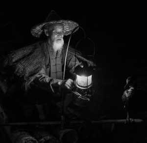 PhotoVivo Gold Medal - Zeyuan Huang (China)  With Fishing Light
