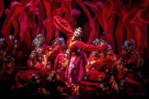 APAS Honor Mention e-certificate - Chan Ieong Tam (Macau)  Dancer68