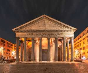 PhotoVivo Gold Medal - Chiong Soon Tiong (Malaysia)  The Pantheon Rome