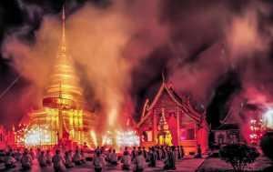 PhotoVivo Gold Medal - Waranun Chutchawantipakorn (Thailand)  Holy Night
