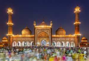 APU Honor Mention E-Certificate - Pinkesh Bhati (India)  Jama Masjid