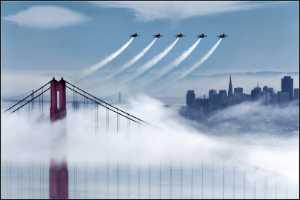 APAS Honor Mention e-certificate - Ducte Le (USA)  C4- Air Show In San Francisco