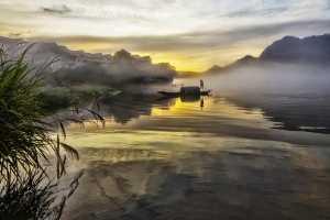 PhotoVivo Honor Mention e-certificate - Chinh Ha (USA)  _Mgl5756 Fishing Man