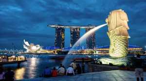 APU Honor Mention e-certificate - Zee Kek Heng (Singapore)  Merlion At Mb