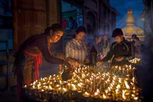PhotoVivo Honor Mention e-certificate - Arnaldo Paulo Che (Hong Kong)  Lights Of Hope 7