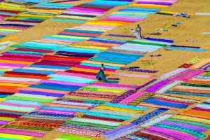 Honor Mention - Sujit Saha (India)  Clothes Land