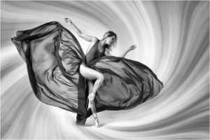 APAS Gold Medal - Lee Eng Tan (Singapore)  Ballet Lady 13