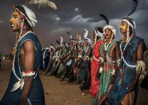 SIPC Silver Medal - Mali Geng (China)  Tribal Rite