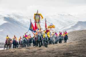 PhotoVivo Gold Medal - Yong Lin (China)  Rite On The Road